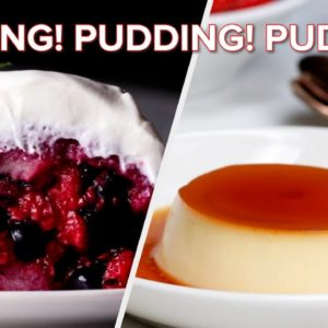 Sweet Tooth? Try Pud-ding These Into Your Belly!