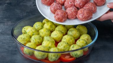 You are out of imagination in the kitchen? Get inspiration in these balls recipes!