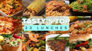 Tasty's Top 23 Lunches