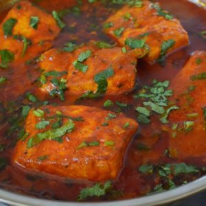THE ULTIMATE SALMON CURRY