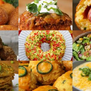 These Corn Recipes Are A-Maize-Ing • Tasty Recipes