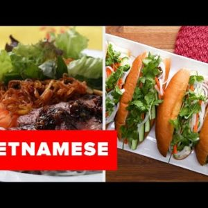 Vietnamese-Inspired Recipes You Must Try
