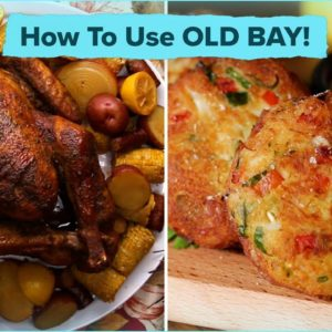 When Old Bay Is Bae